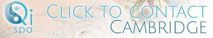 Contact Cambridge Spa