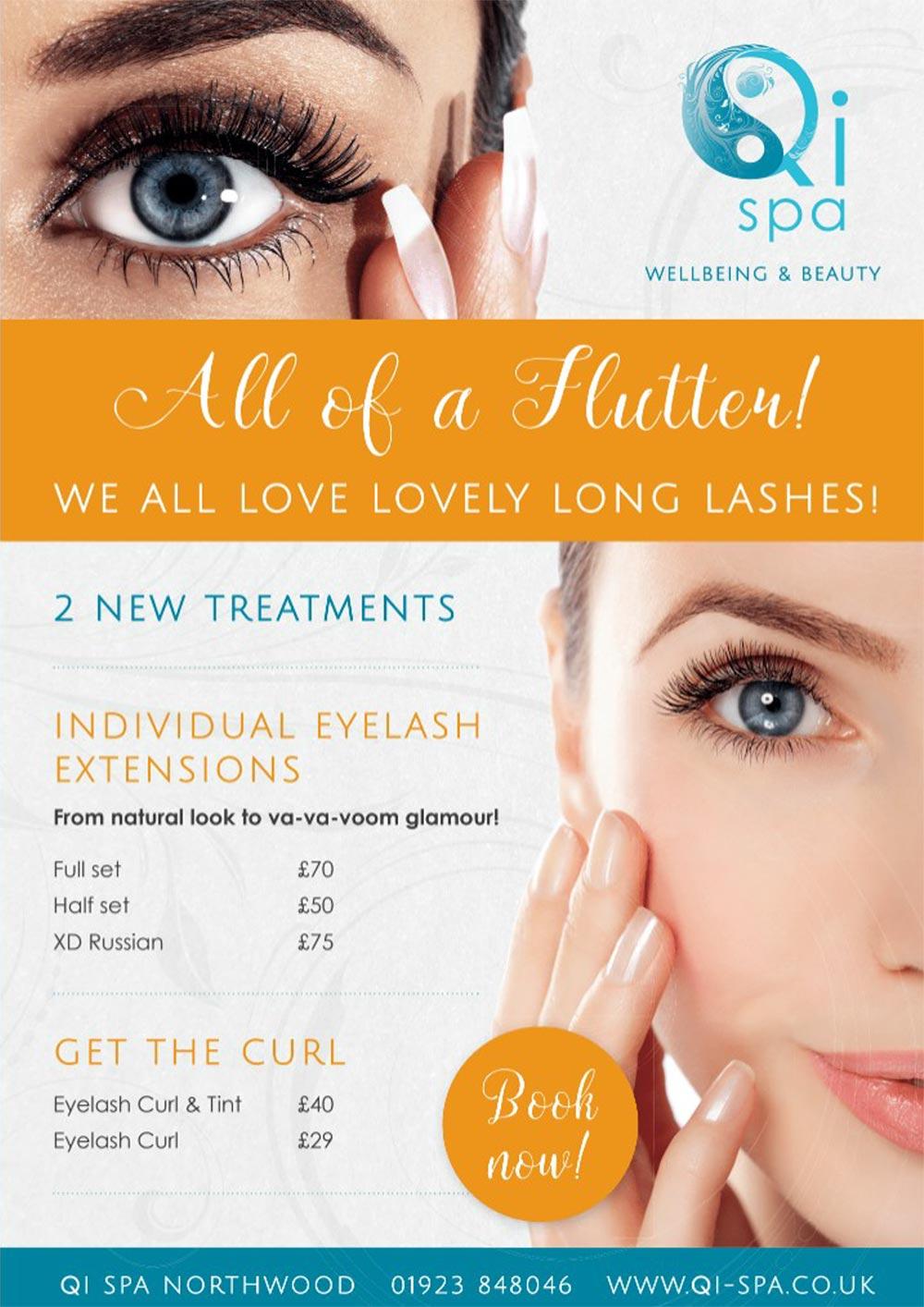 Northwood Eyelash Treatments | Qi spa