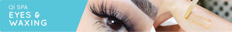 qi spa eyes and waxing