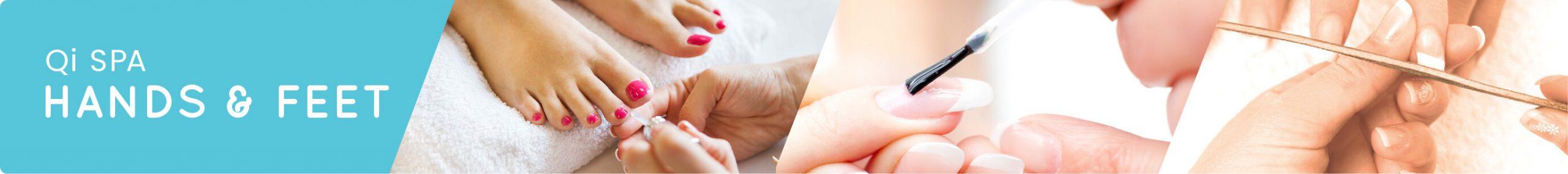 qi spa hands feet